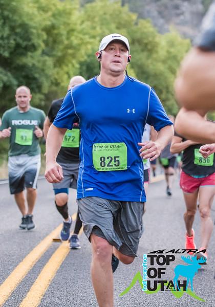 GBP_5434 20180825 0710 Top of Utah Half Marathon Logo'd