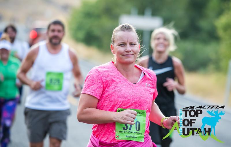 GBP_7399 20180825 0806 Top of Utah Half Marathon Logo'd