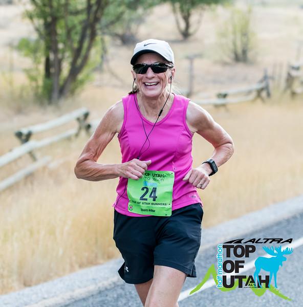 GBP_7190 20180825 0802 Top of Utah Half Marathon Logo'd