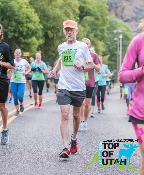 GBP_5453 20180825 0710 Top of Utah Half Marathon Logo'd
