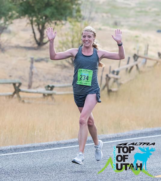 GBP_6318 20180825 0746 Top of Utah Half Marathon Logo'd