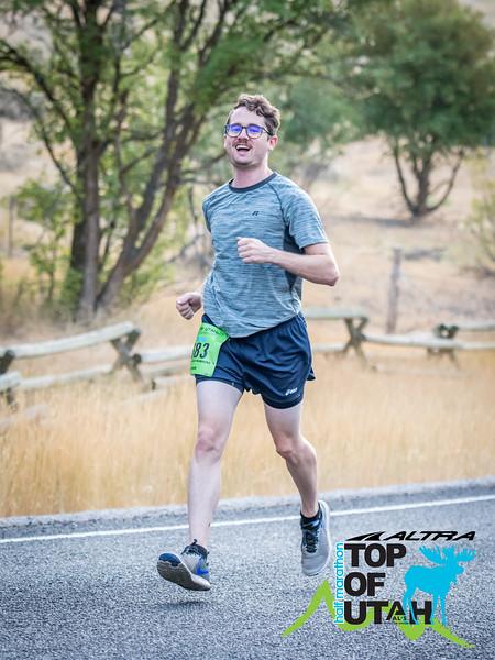 GBP_6476 20180825 0750 Top of Utah Half Marathon Logo'd