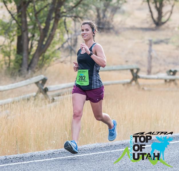 GBP_6250 20180825 0744 Top of Utah Half Marathon Logo'd