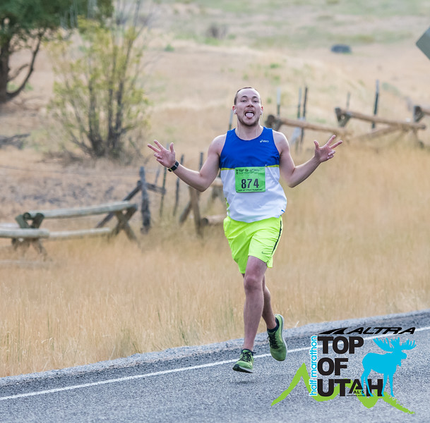 GBP_6229 20180825 0743 Top of Utah Half Marathon Logo'd