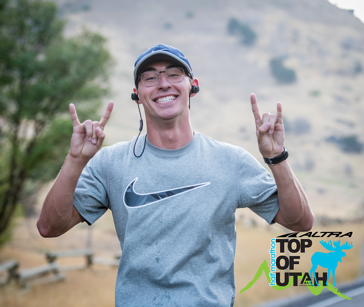 GBP_6780 20180825 0754 Top of Utah Half Marathon Logo'd
