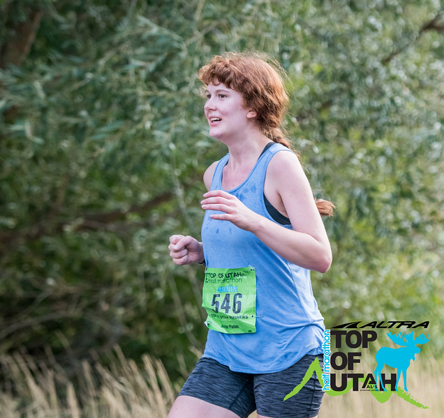 GBP_6147 20180825 0741 Top of Utah Half Marathon Logo'd