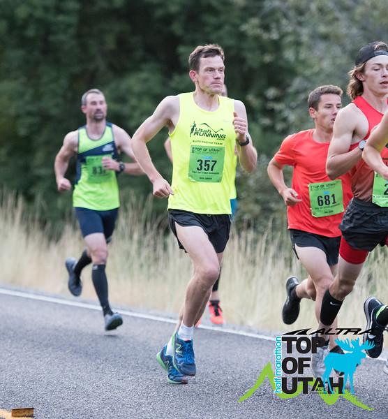GBP_5073 20180825 0706 Top of Utah Half Marathon Logo'd