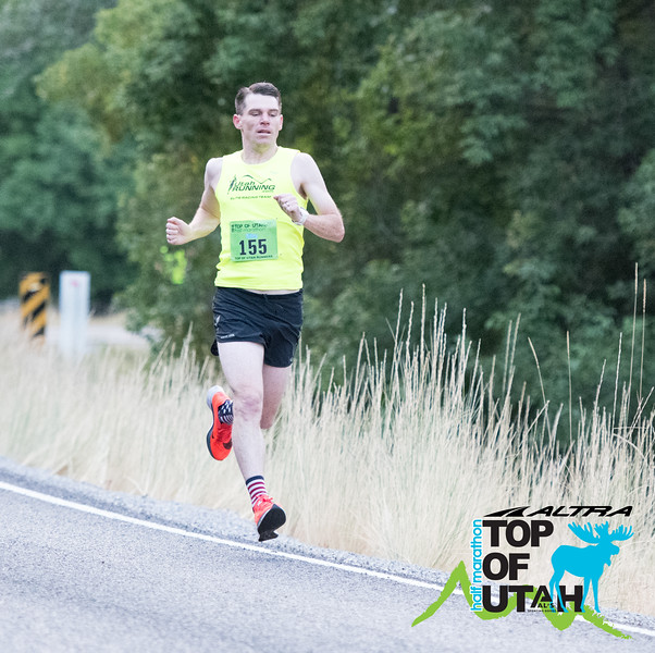 GBP_5062 20180825 0705 Top of Utah Half Marathon Logo'd