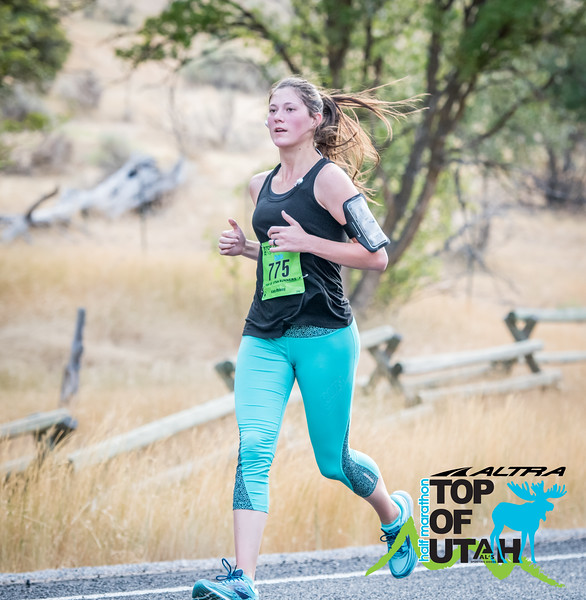 GBP_6580 20180825 0751 Top of Utah Half Marathon Logo'd