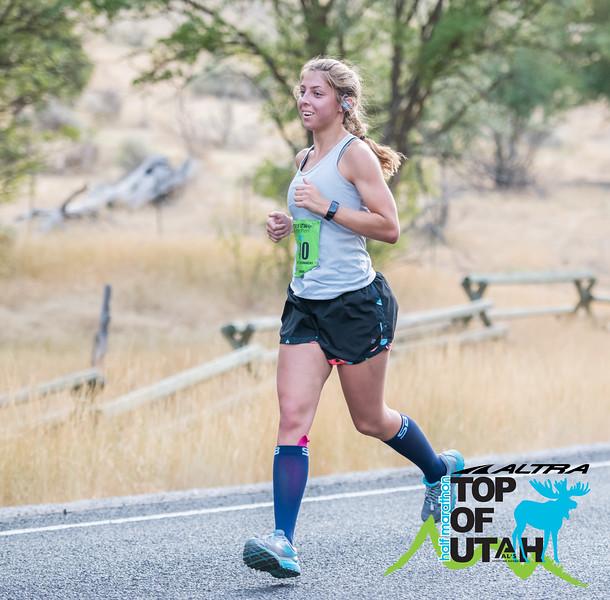 GBP_6202 20180825 0743 Top of Utah Half Marathon Logo'd