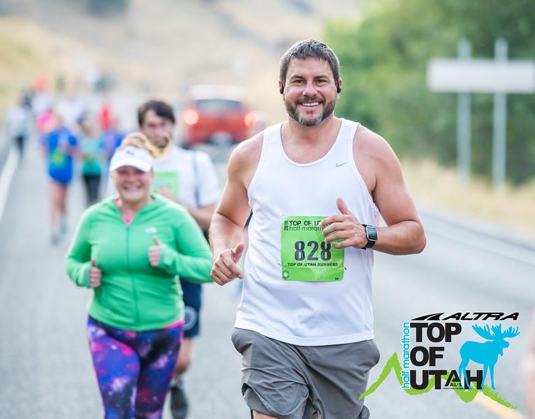 GBP_7402 20180825 0806 Top of Utah Half Marathon Logo'd