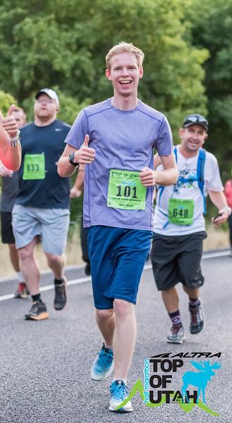 GBP_5731 20180825 0713 Top of Utah Half Marathon Logo'd
