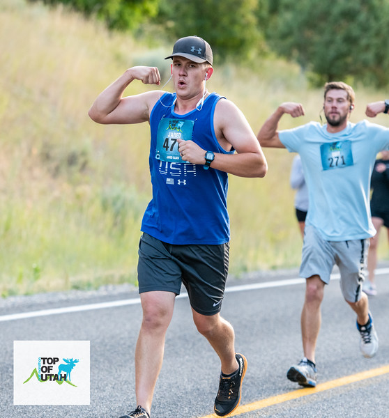 GBP_5208 20190824 0716 2019-08-24 Top of Utah 1-2 Marathon