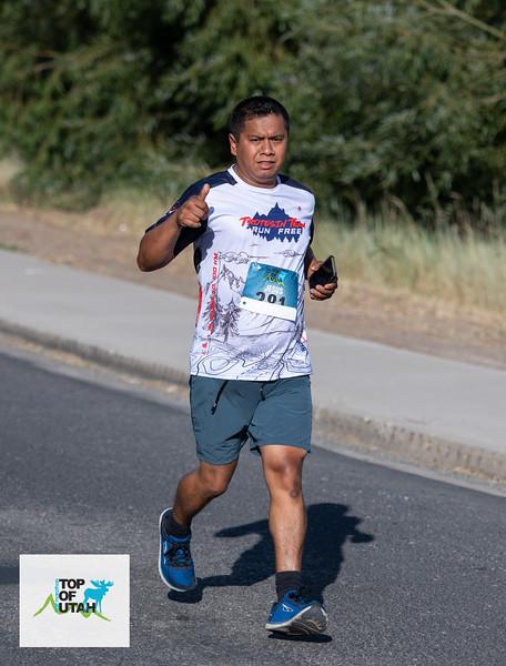 GBP_8319 20190824 0844 2019-08-24 Top of Utah Half Marathon