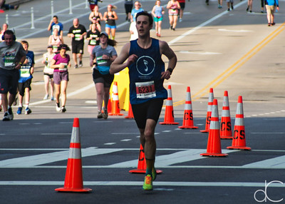 Men's Half Marathon 3rd Place Jimmy Adams, Rite Aid Marathon, Half Marathon, and 10K, May 19, 2019.