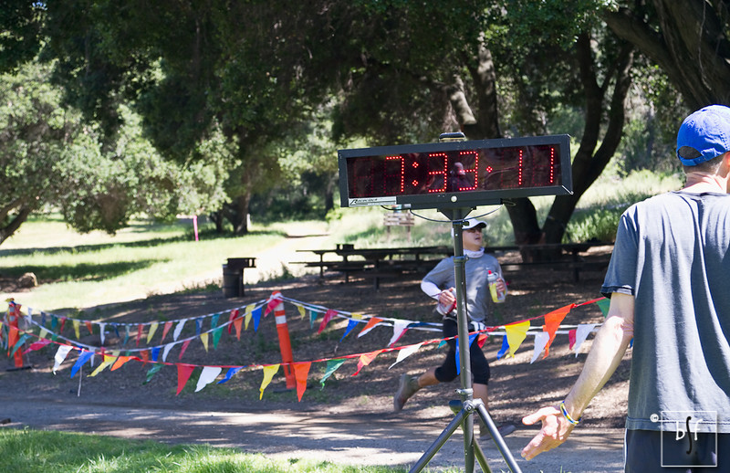 Brian Fukuda, age 47, 7:33:11. Looks like I'll be slacking off even more next year! ;-)