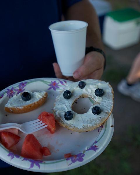 Ashburn Area Running Club Breakfast on the Trail/Distance Training Program Kickoff: Breakfast