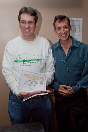 Curtis Bray and David Bluestein