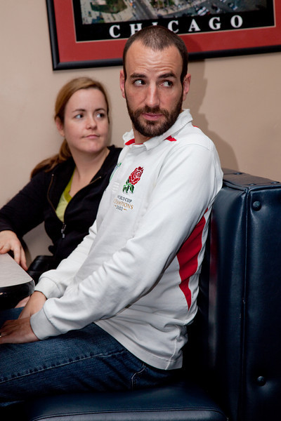 Lindsay and Gareth Edmondson