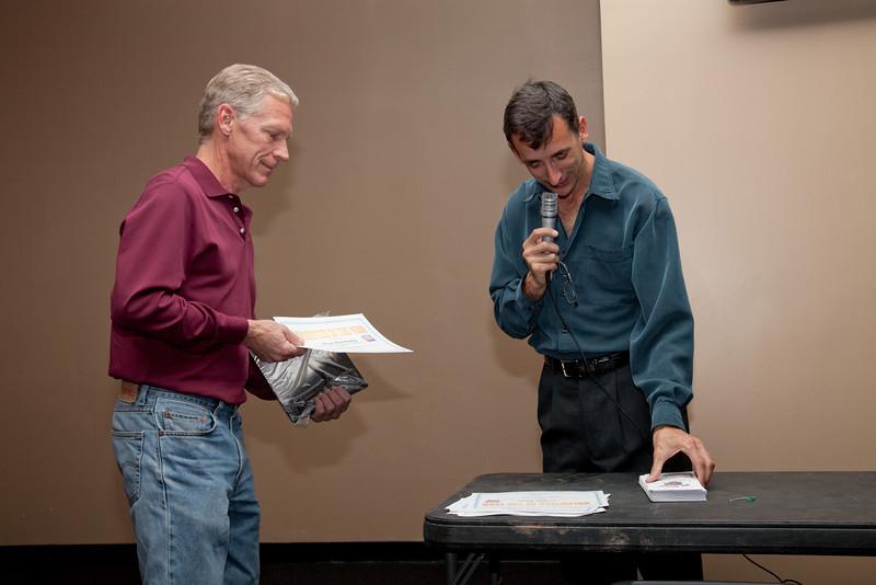 Roy and David