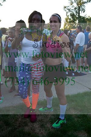 Michigan Mile, Crim Expo, Special Olympics 23 Aug 2013
