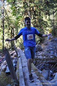Baker Lake 50k October 2012