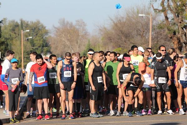 Blossom Trail Run 2015