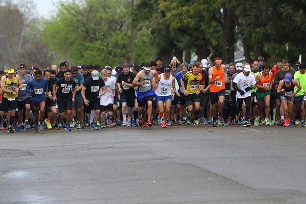 Blossom Trail Run 2016