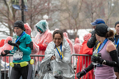 Smile, You've Just Finished the Boston Marathon