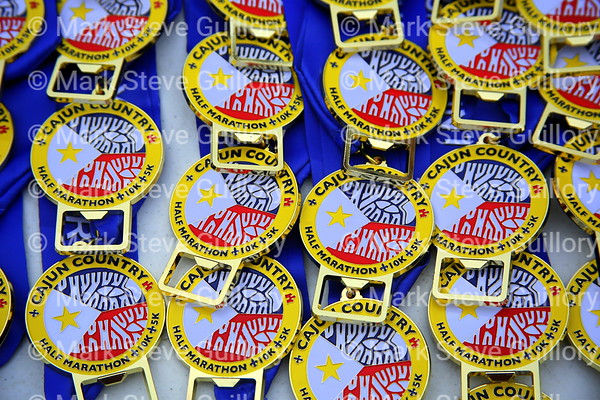 RUN - Cajun Country Half Marathon, 10K & 5K 2015