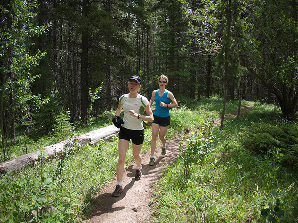 Canadian Mountain Running Champs Canmore 2011