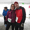 Celtic Solstice 5 Miler  I always run into people I know at this race