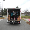 Celtic Solstice 5 Miler: The truck was stuck  I always run into people I know at this race