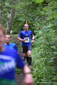 Cougar Mountain Trail Run June 14, 2014