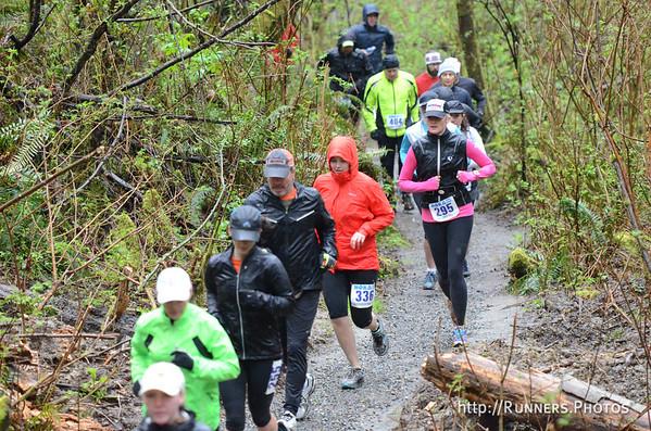 Dash Point Trail Run Mar 29th 2014