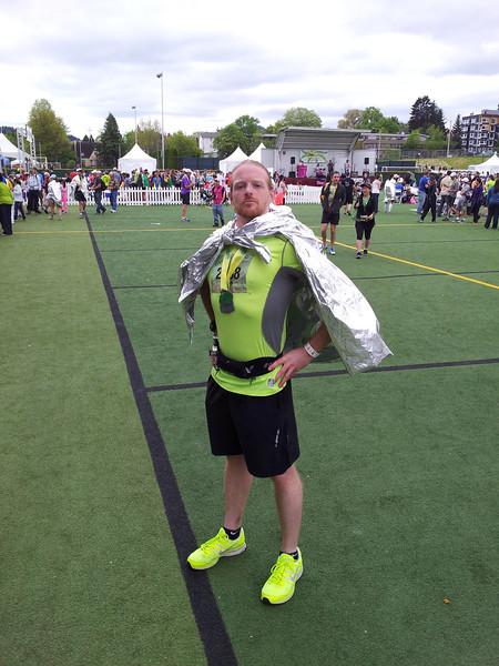Eugene Marathon 2013