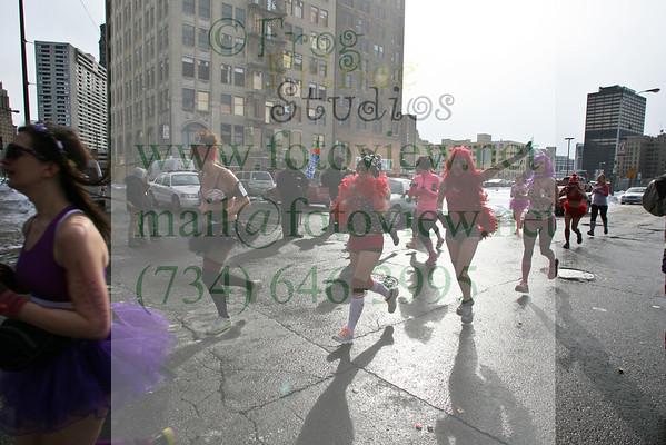 Cupid's Undie Run 14 Feb 2015