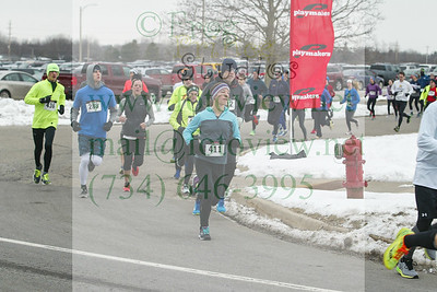 Playmakers Super Bowl 5k 5 Feb 2017