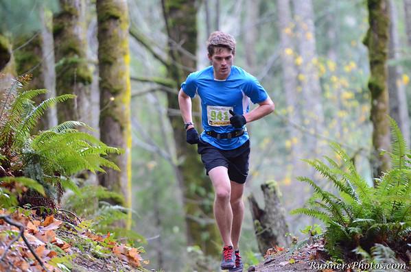Grand Ridge Trail Run 11-16-2013