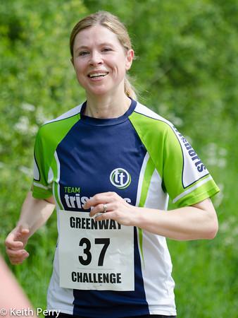 Greenway Challenge 2014