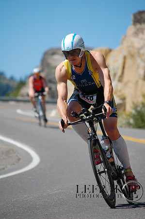 2013 Donner Lake Triathlon Half