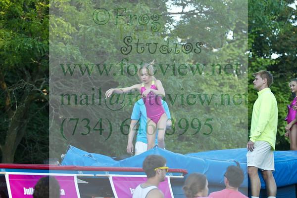 Cherry Mile, Carter's Kids Festival Fun Run, Cherry Royale Jr Parade 9 Jul 2015
