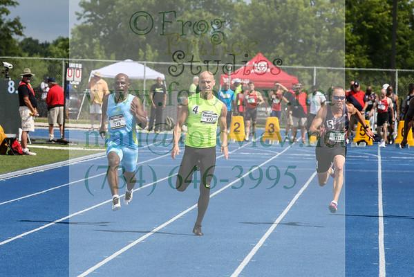 20160715 USATF Masters Championships M 55 100m prelim