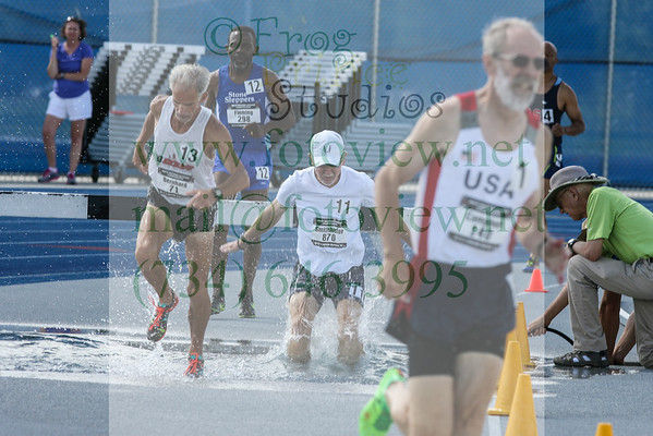 20160715 USATF Masters Championships M 60 69 2000mSC