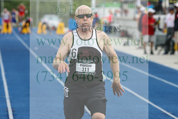 20160715 USATF Masters Championships M 65 100m