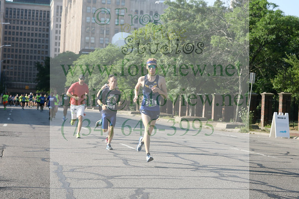 Pure Detroit 5k 15 Jul 2018