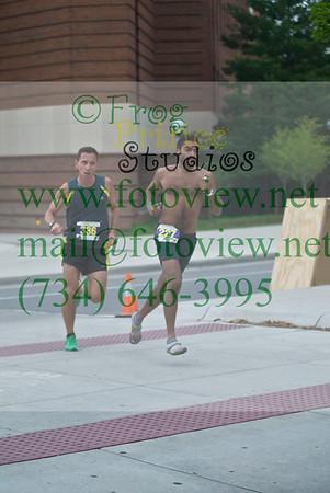 Ann Arbor Marathon 9 Jun 2013