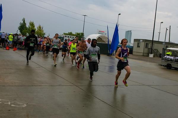 Riverfront Run 5k Start 9 Jun 2018