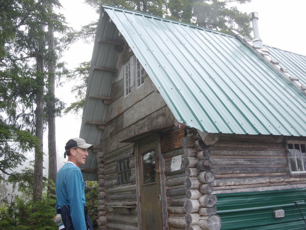 Noyse Cabin.