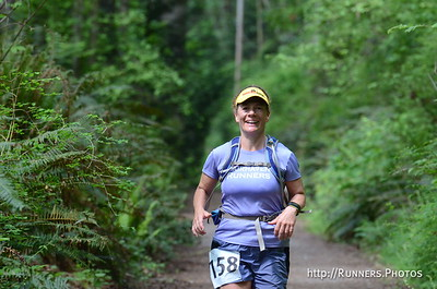 Lost Lake 50k May 11, 2013